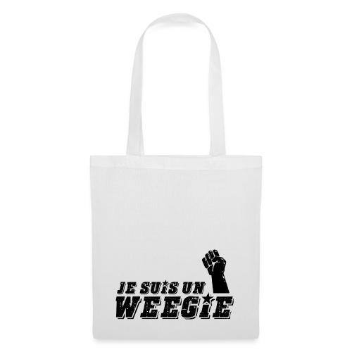 Je Suis Un Weegie - Tote Bag