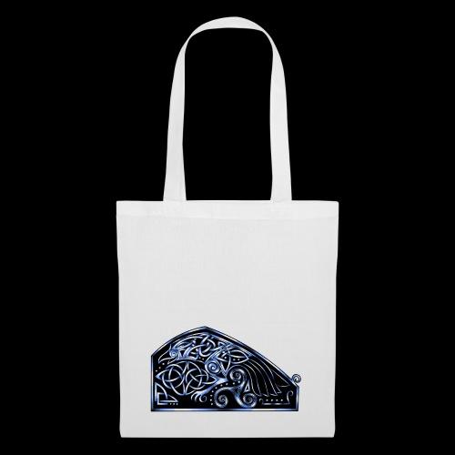 Celtic Raven - Tote Bag