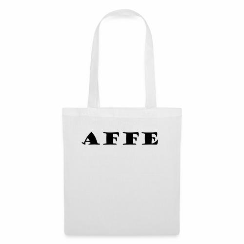 Affe - Stoffbeutel