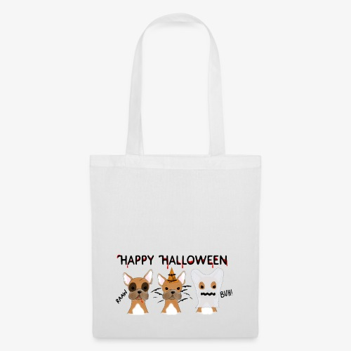 Happy Halloween - Stoffbeutel