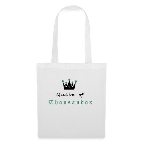 Queenofthousandox - Stoffbeutel