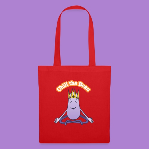 Chill the Bean - Tote Bag