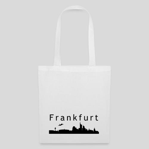Frankfurt M Skyline - Stoffbeutel