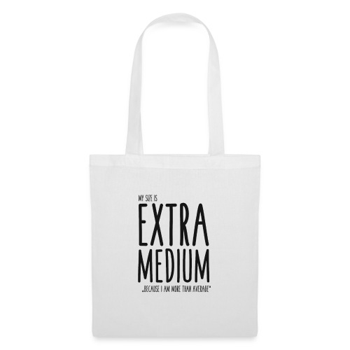 EXTRAmedium - Tote Bag