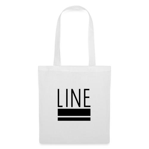 line - Borsa di stoffa