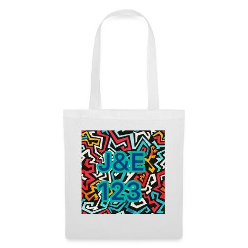 Jacob and Elli logo - Tote Bag