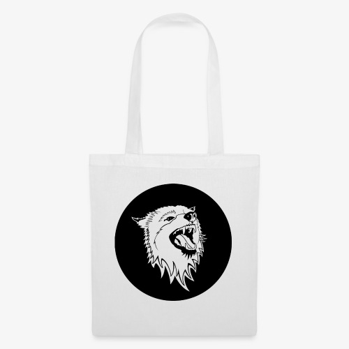Howling Wolf - Tote Bag