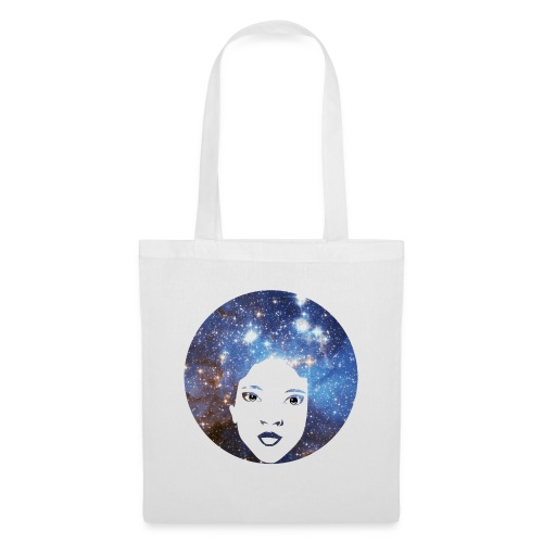 Afro Galaxie - Tote Bag