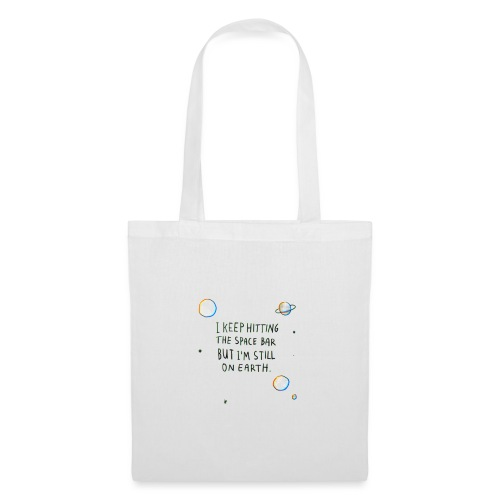 The Space Bar - Tote Bag