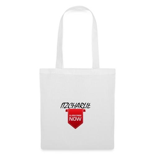 itzcharlie bag - Tote Bag