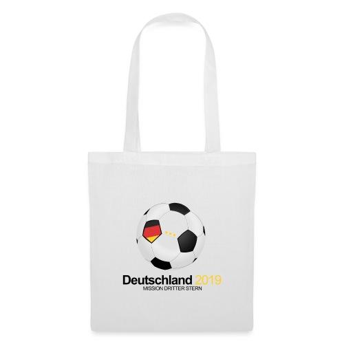 Frauen Fussball WM 2019 Deutschland - Stoffbeutel