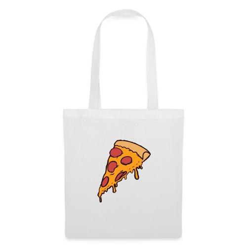 Pizza - Bolsa de tela