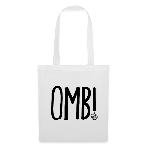 OMB LOGO - Tote Bag