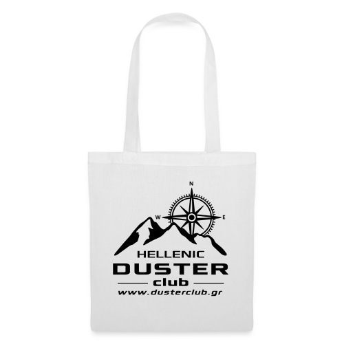 DUSTER TELIKO bw2 - Tote Bag