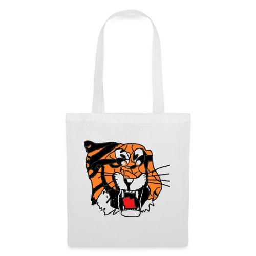 Tigerplaylogo - Stoffbeutel