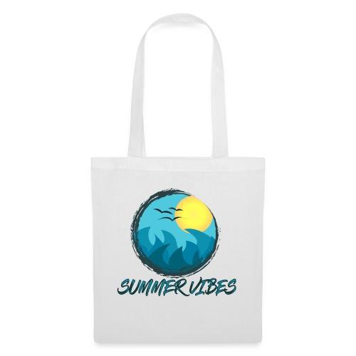 Summer Vibes - Borsa di stoffa