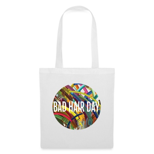 Bad Hair Day - Tote Bag