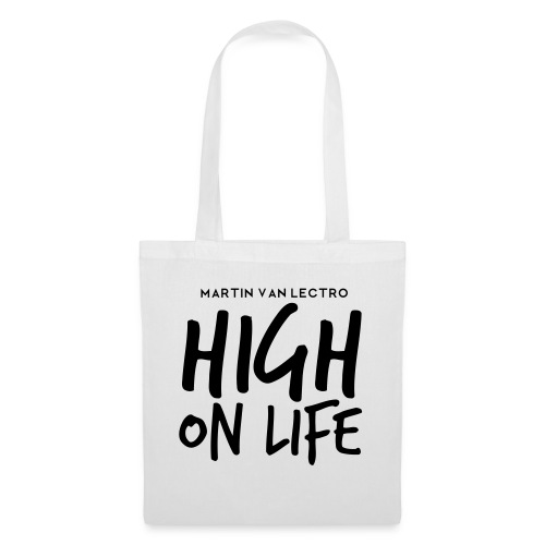 Martin Van Lectro - High on Life - Merch. - Stoffbeutel