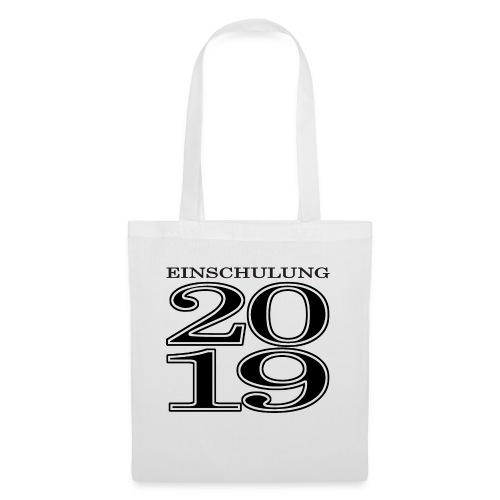 Einschulung 2019 - Stoffbeutel