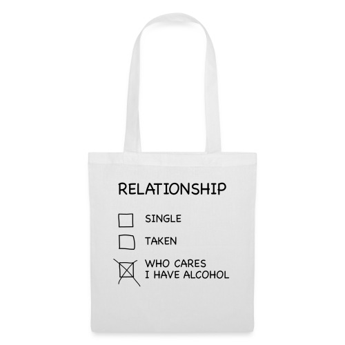Relationship4 - Stoffbeutel