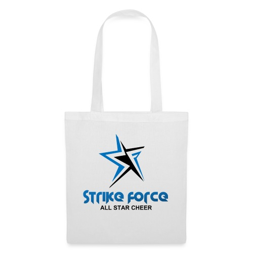 Strike Force Front and Side Logo - Tote Bag