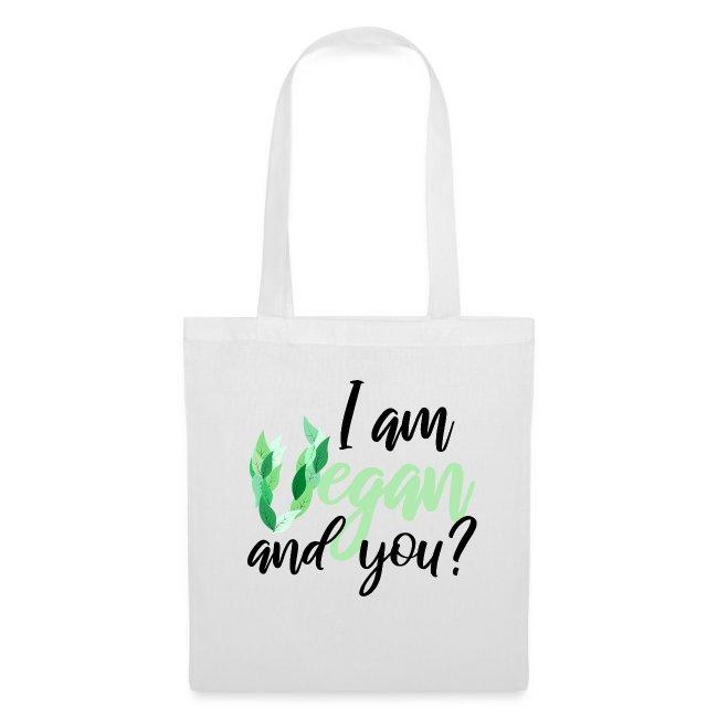 i am vegan and you