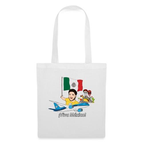 ¡Viva México! - Viaja con Yoel - Bolsa de tela