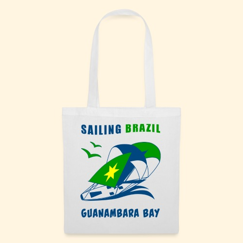 Sailing Brazil - Tote Bag