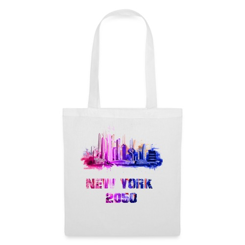 New York 2050 - Sac en tissu