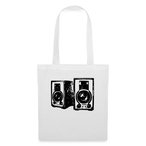 DJ Symbol Musik Musiker Party Disco - Stoffbeutel