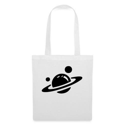 Weltall Symbol Planet Saturn Planeten Universum - Stoffbeutel