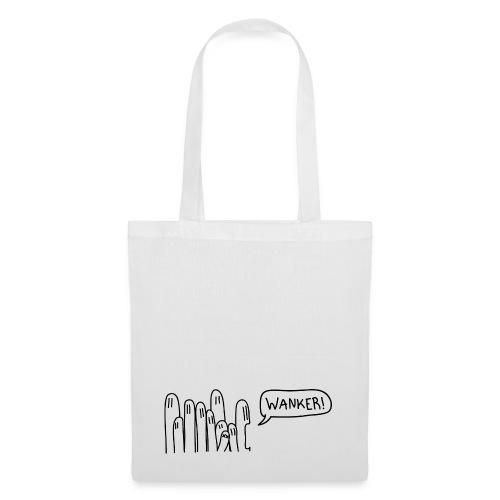 wankers - Tote Bag