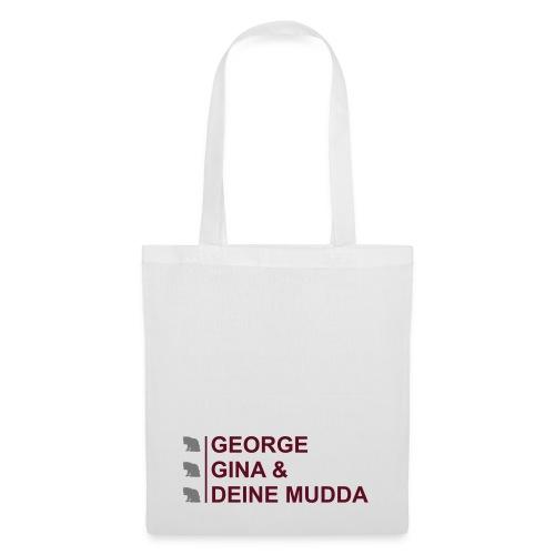 GG Deine Mudda - Stoffbeutel