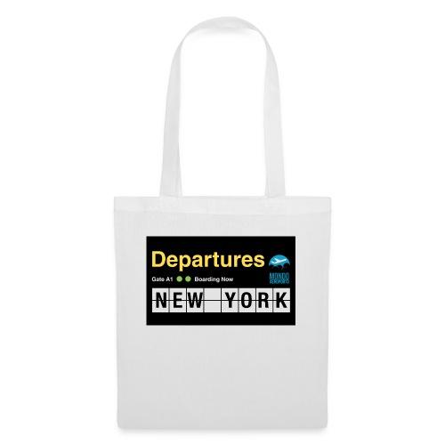 Departures Defnobarre 1 png - Borsa di stoffa