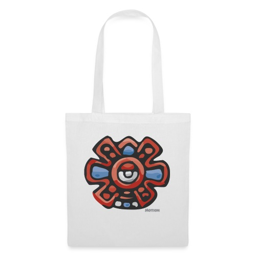 Aztec Motion Earth - Tote Bag