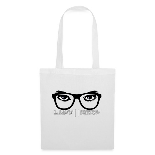 Lady Nerd - Tote Bag