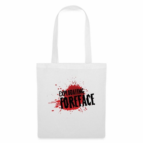 Eplodating Foreface - Tote Bag
