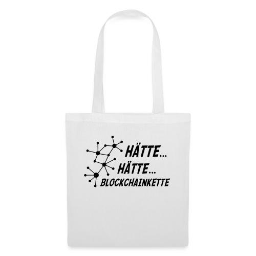 Blockchainkette - Stoffbeutel