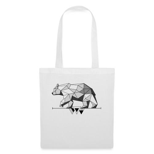 Shaded Bear - Tote Bag