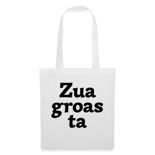 Zuagroasta - Stoffbeutel