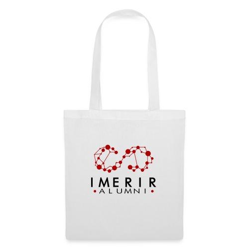 logo transparent vertical - Tote Bag