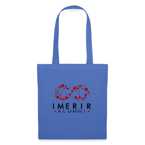 logo transparent vertical - Tote Bag