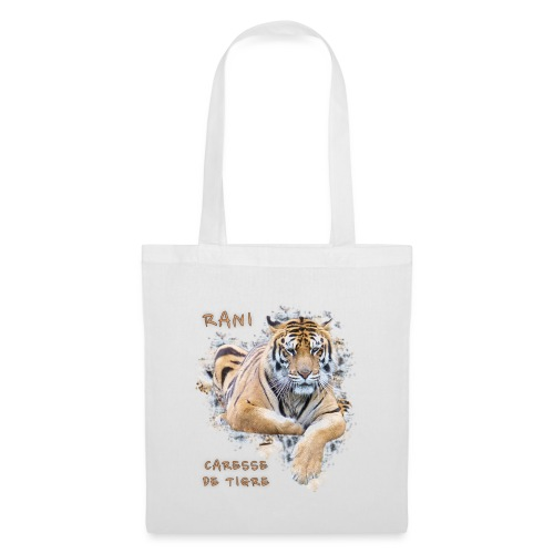 Rani portrait - Tote Bag