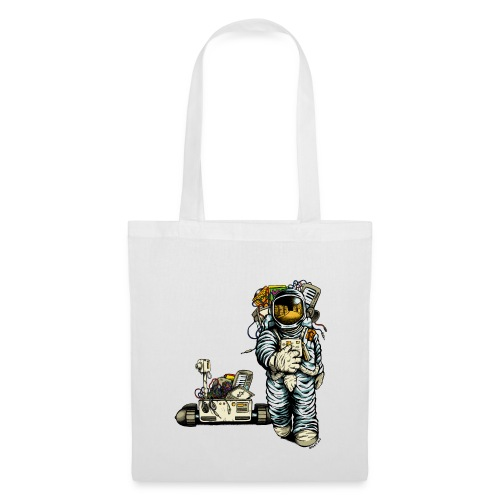 astronaut vehicle - Tote Bag