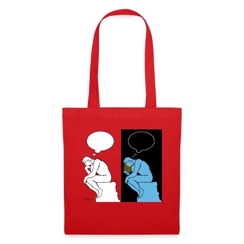 The Thinker - Tote Bag