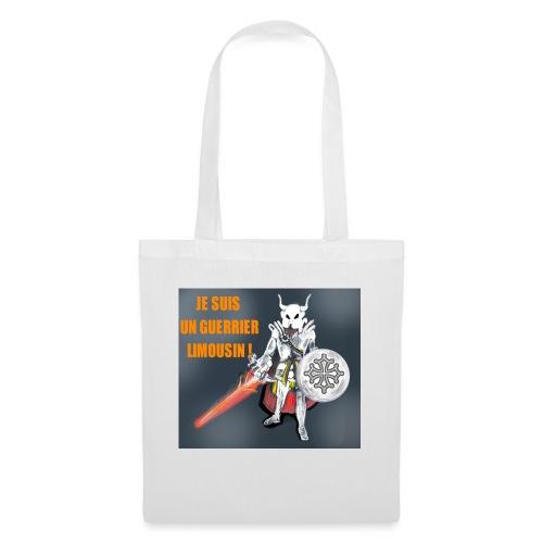 limouzi warrior - Tote Bag