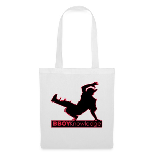 Bboy knowledge Logo Multi color,make your choice - Tote Bag
