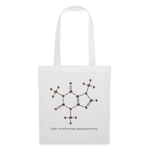 Caffeine - Tote Bag