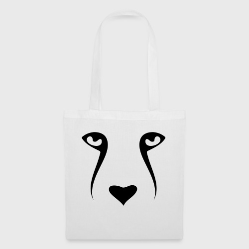 Tête de chien - Tote Bag