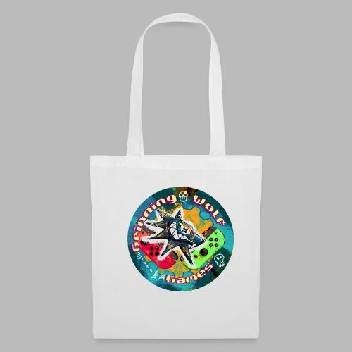 Grinning Wolf Games 21 Round logo - Tote Bag